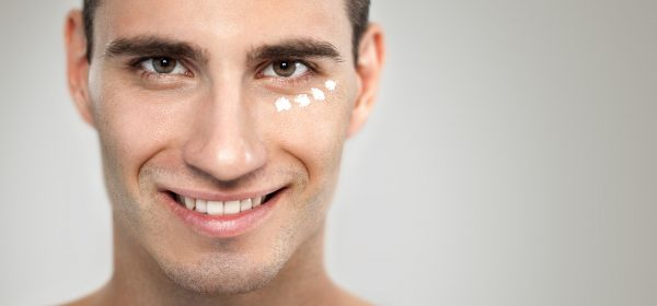 Advanced Skin Care for Men in Four Easy Steps